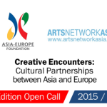 Creative ENcounters: Cultural Partnerships between Asian and Europe